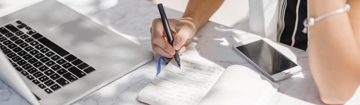Hoe schrijf ik een kort verhaal?