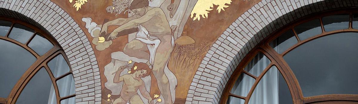 Landencursus Art Nouveau en Art Deco