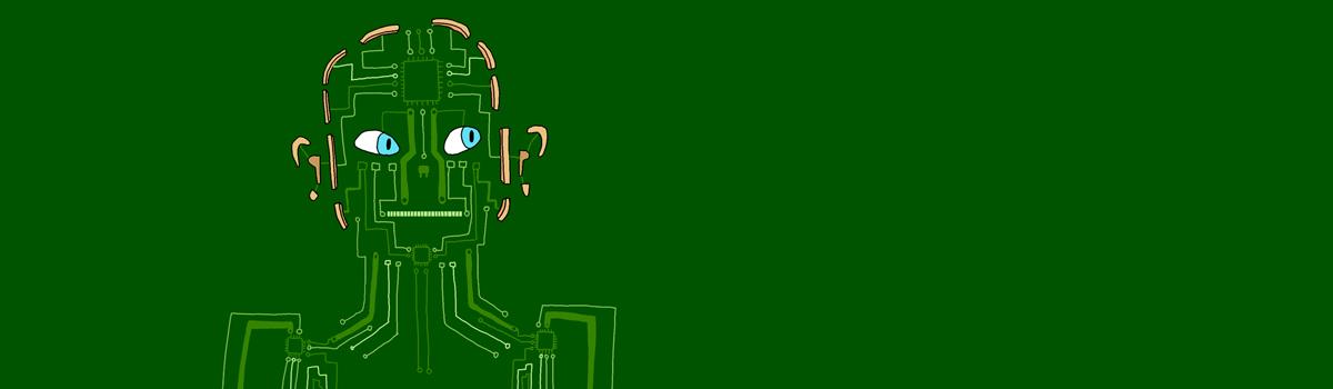 De mens, een algoritme met huidhonger