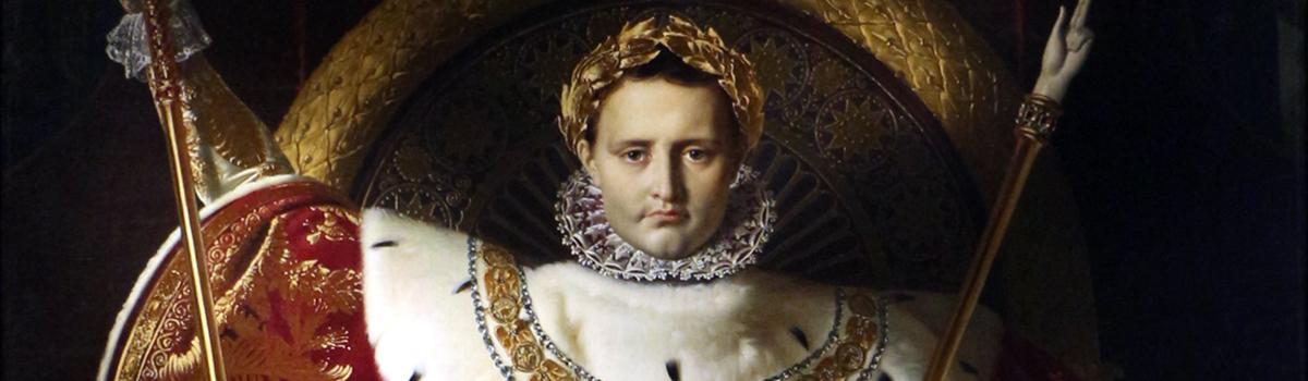 Napoleon: Historie en Legende