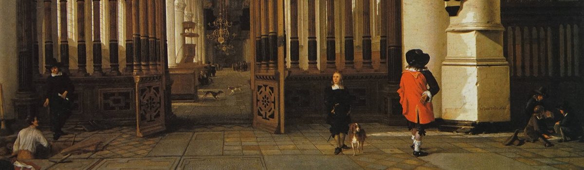 Kunst, architectuur en de geschiedenis van de 17e eeuw
