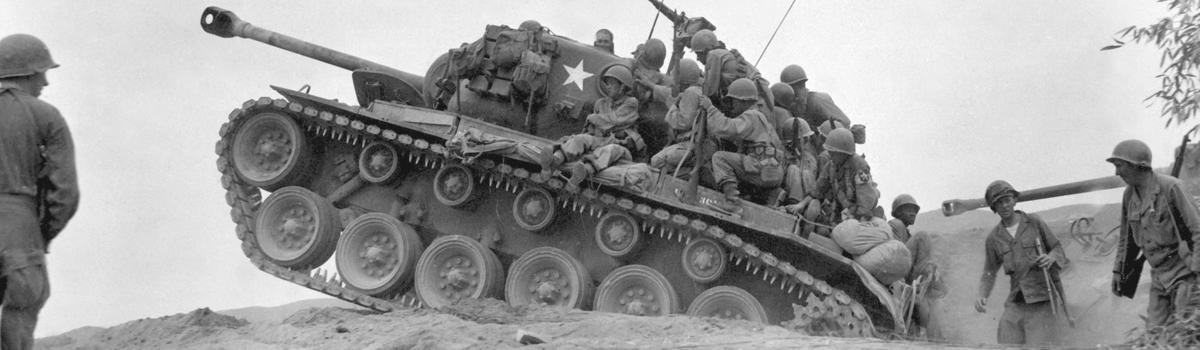 """De vergeten """"Korea-Oorlog"""""""