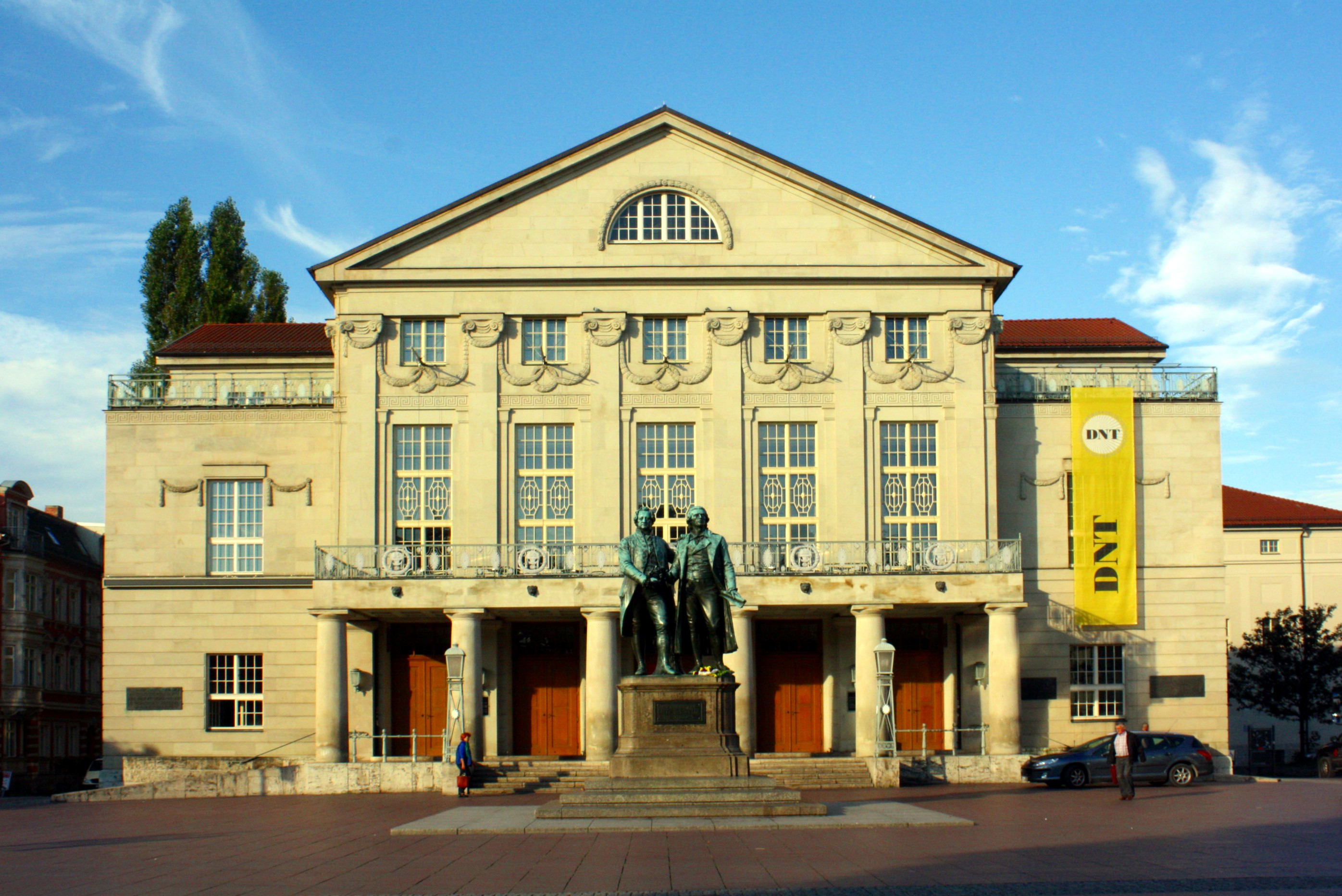 Weimar, symbool van de Duitse 'Geist'. Cursus online